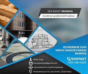 - Reklama Banat Gradnja -